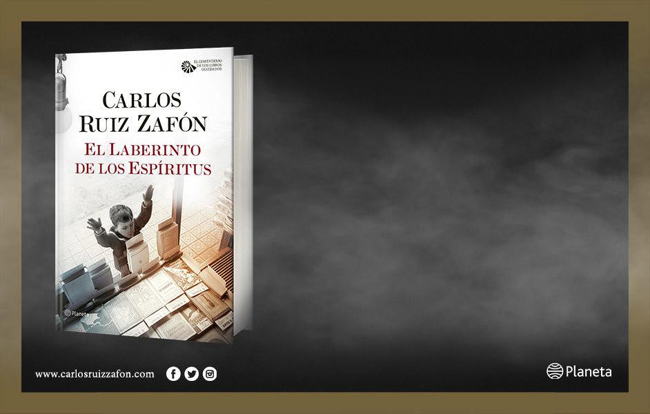 Carlos Ruiz Zafón oficial - El laberinto de los espiritus