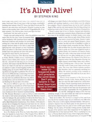 Articulo Stephen King